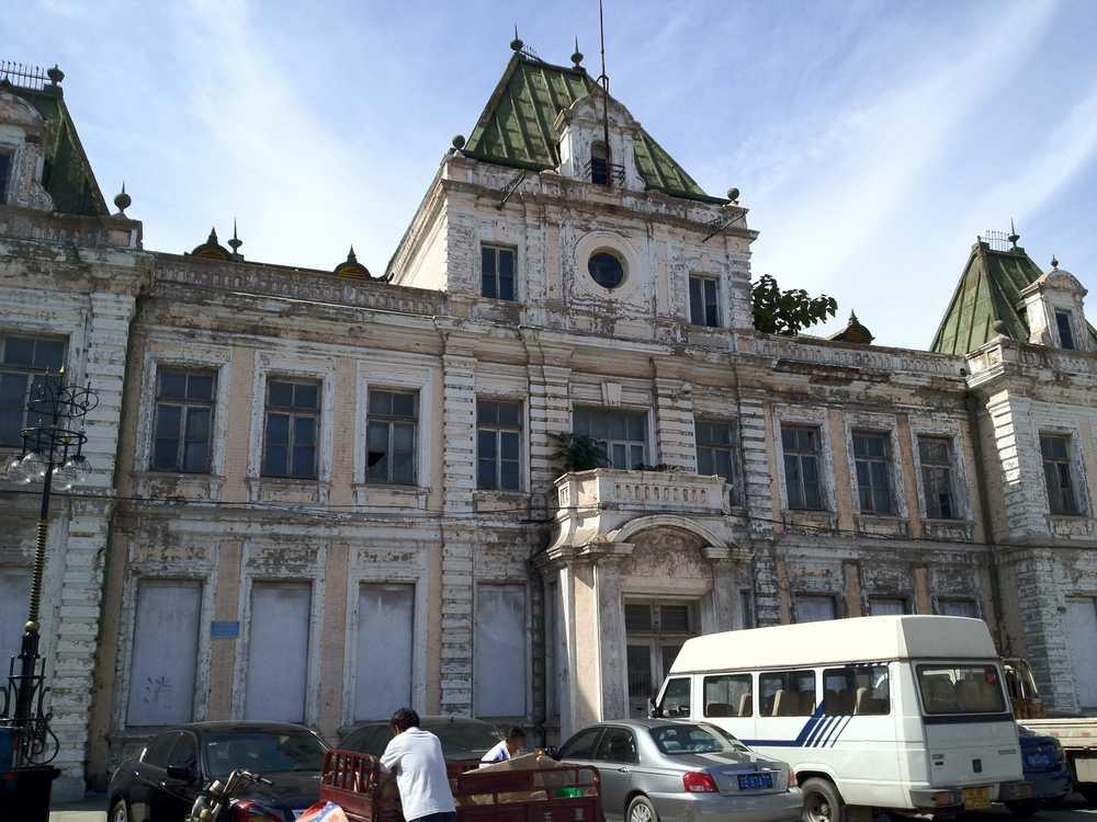 ダーリニー市役所画像