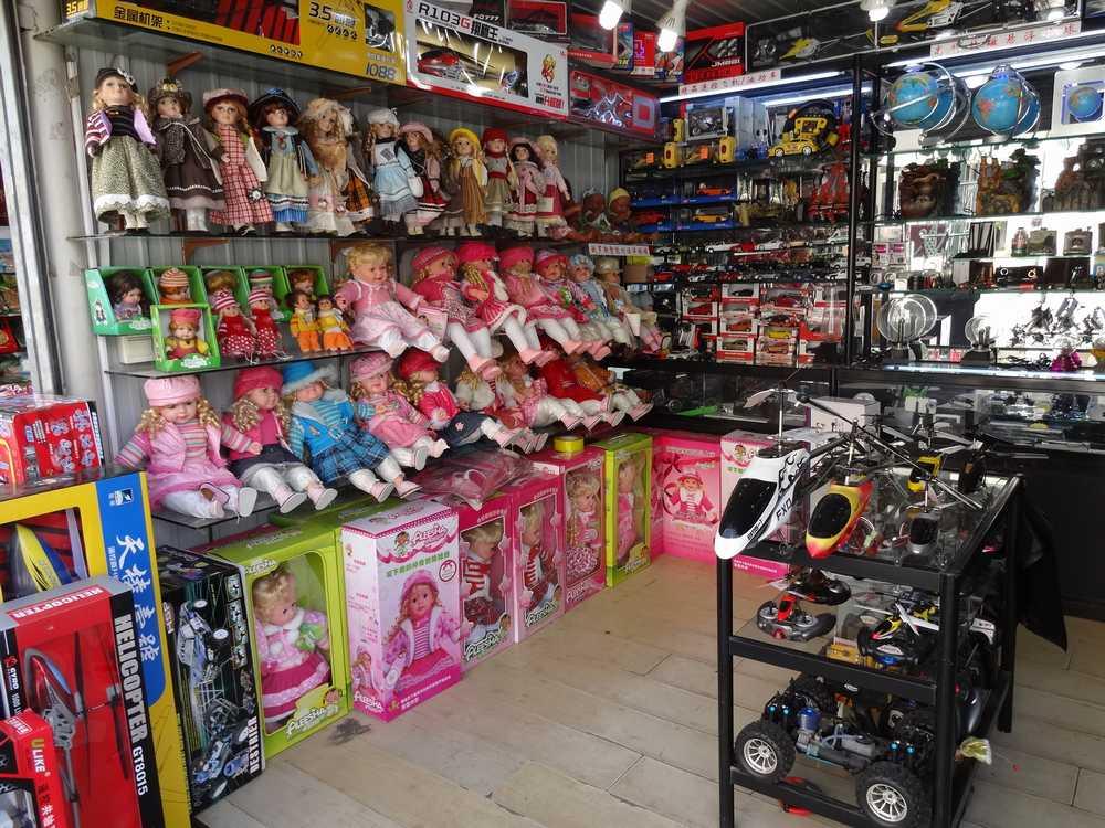 ロシア風情街のおもちゃ屋画像