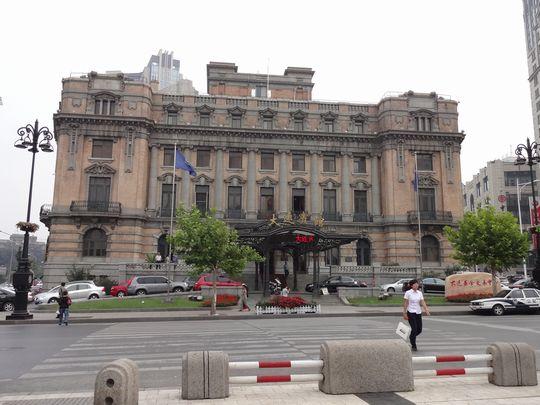 旧大連ヤマトホテル