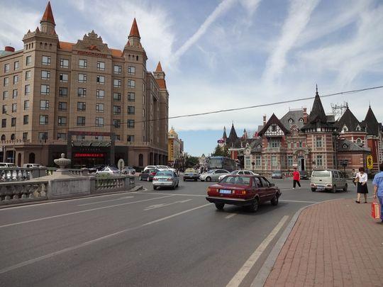 ロシア風情街
